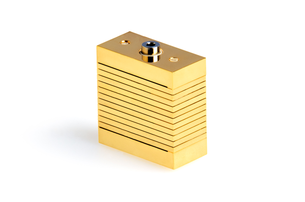 laser diode stack for hair removal