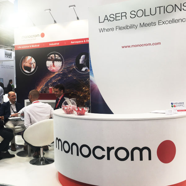 Monocrom booth