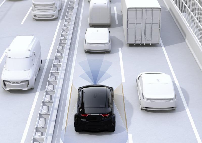 LiDAR autonomous driving