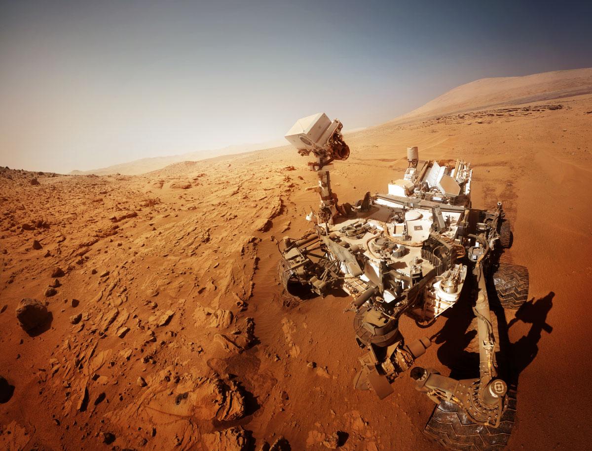 ExoMars rover Mars mission