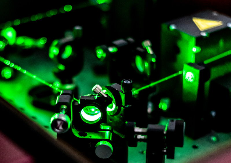 scientific laser