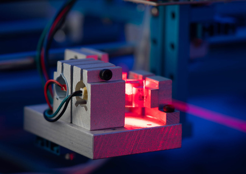 Lasers for<br /> Scientific Research